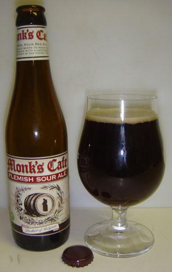 MonksCafe_pour