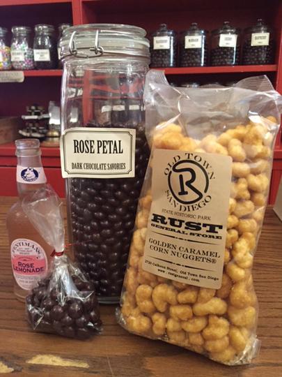 RustGeneralStore_ChocolateCornNuggetsLemonade
