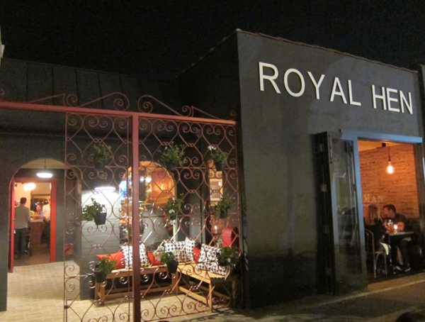 Red Hen Restaurant Balboa Island
