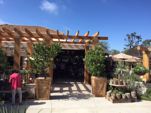 The New Farmhouse Opens At Rogers Gardens In Corona Del Mar Your Next Bite